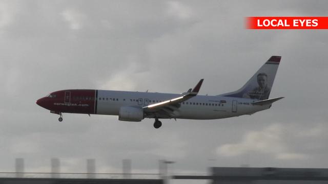 fly til københavn