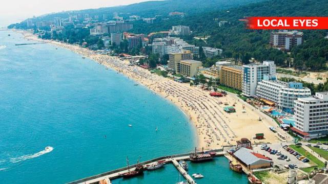 hvad er klokken i bulgarien