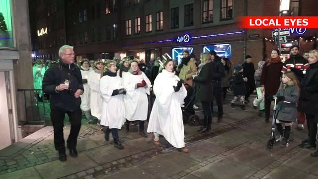 postnummerkort københavn birgitte price nøgen