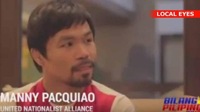 Filippinsk homoseksuel