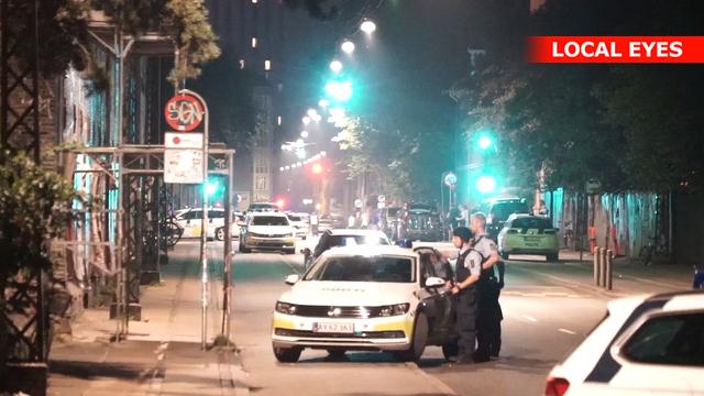 Politifolk arresteret