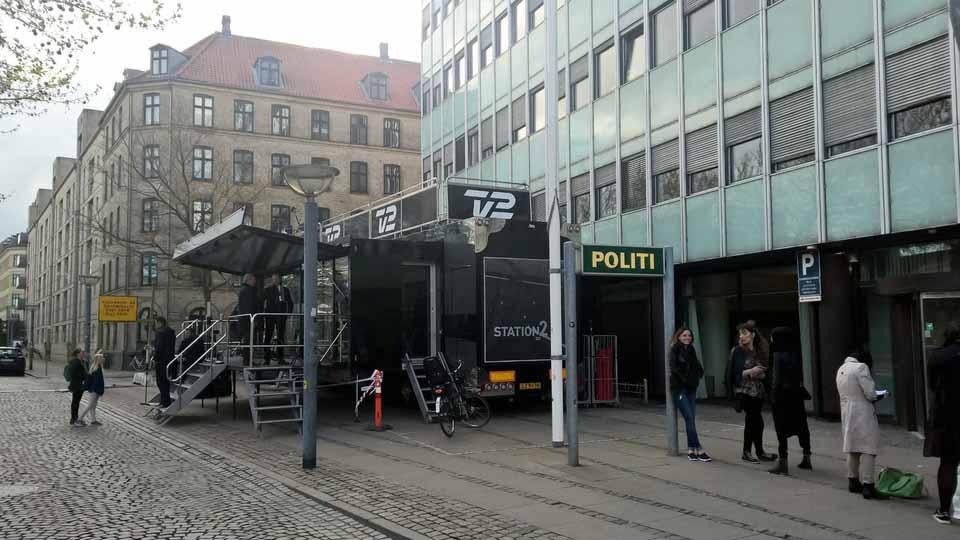 Danske modedesigner kvinde kulturhuset ebeltoft