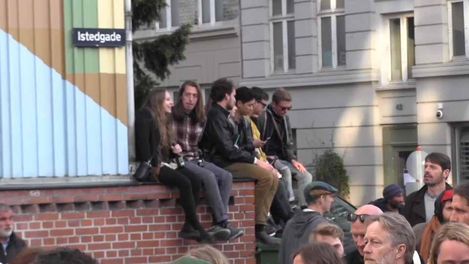 ladyboys i København Istedgade prostituerede