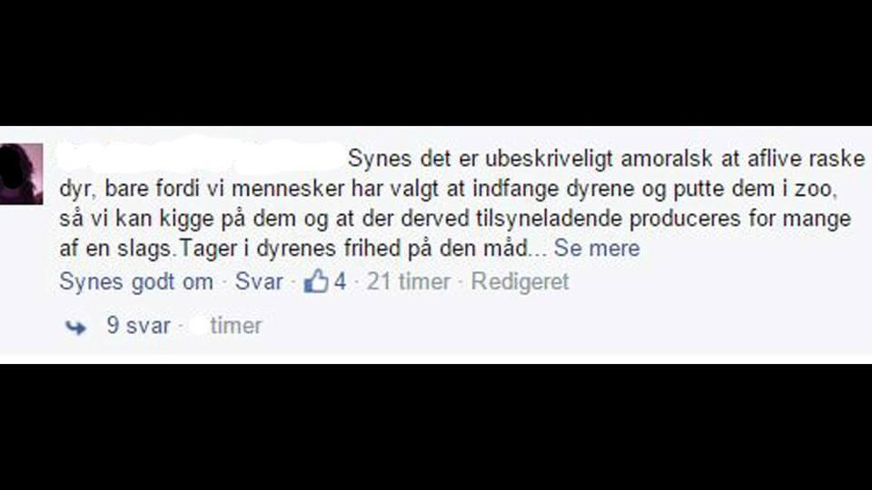 Danske termer og udtryk Odense Zoo adresse