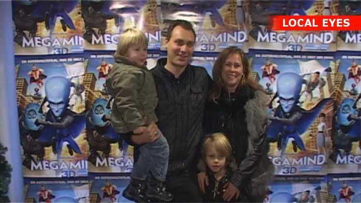 Megamind aka Alexandra Willaume-Jantzen med familien