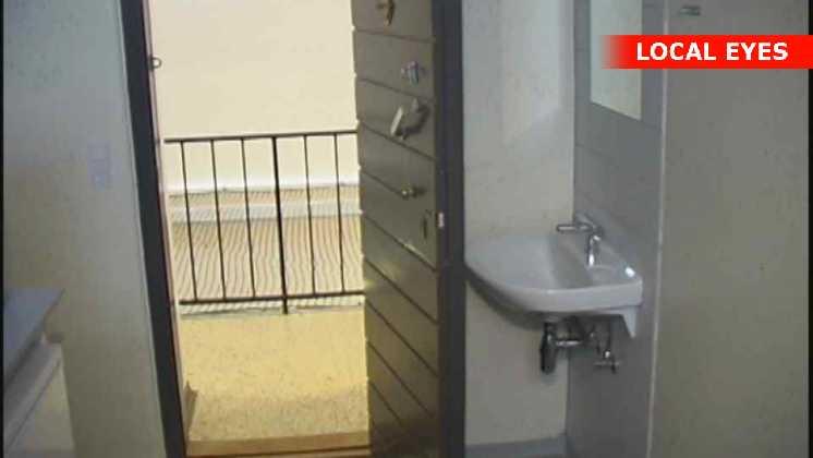 Super sikker celle på politigården
