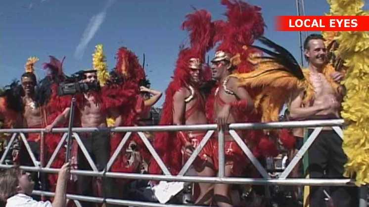 Copenhagen Pride-parade