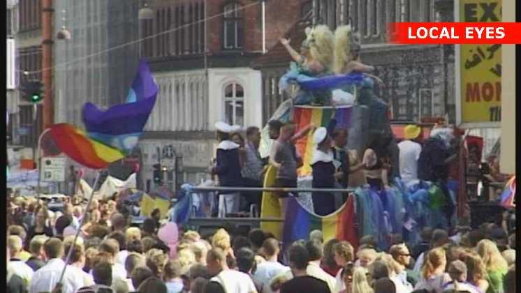 Mermaid Pride i København
