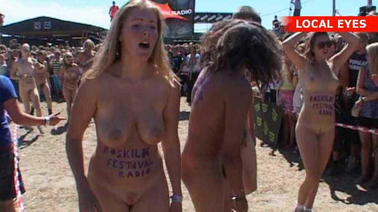 Det traditionelle Nøgenløb