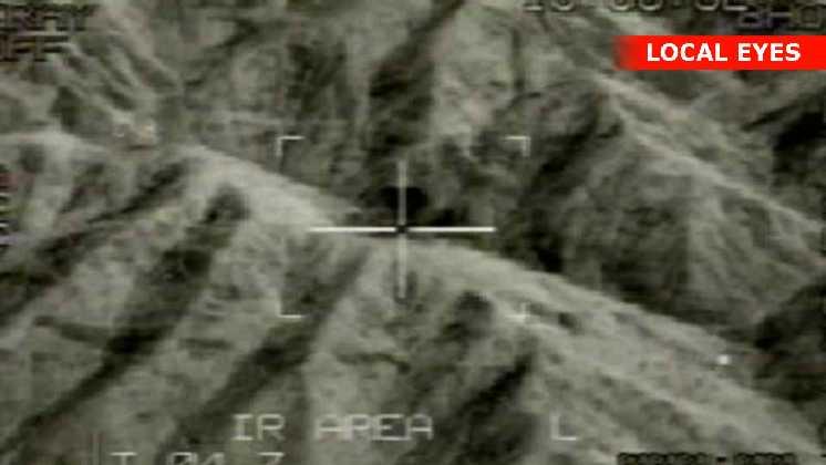 Bombninger i Afghanistan