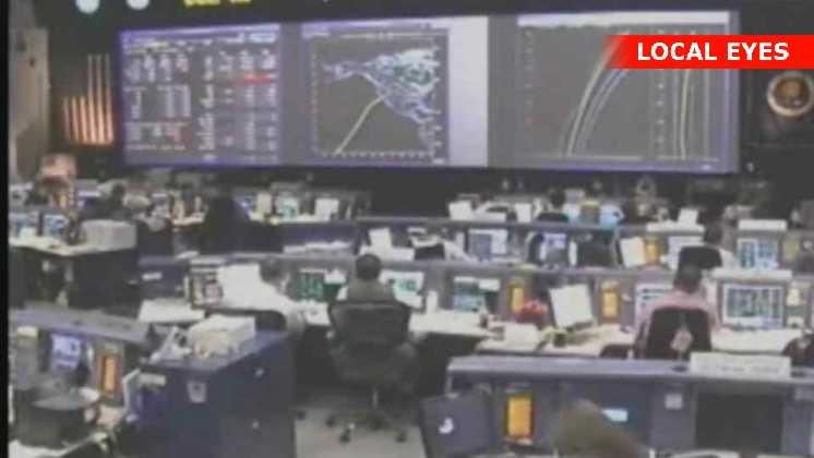 NASAs kontrolrum