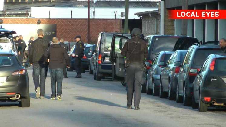 Politiet frygter en krig mellem Hells Angels og Bandidos