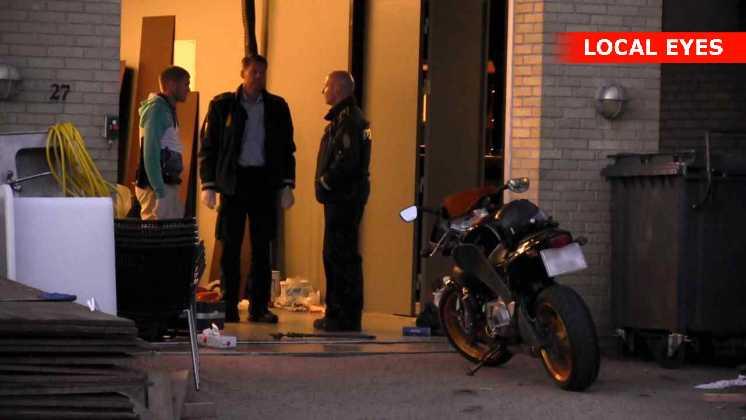 Politiet anholdte 8 rockere
