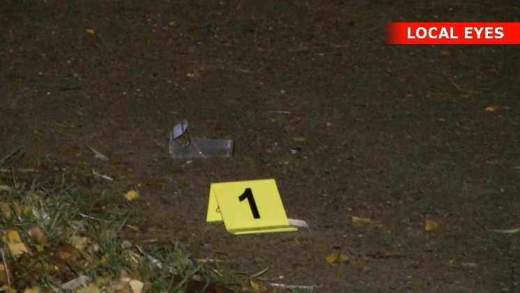 Politiet fandt flere spor efter gerningsmanden