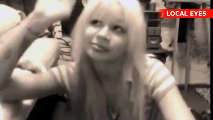 Pige tilstår bankrøveri i video på nettet
