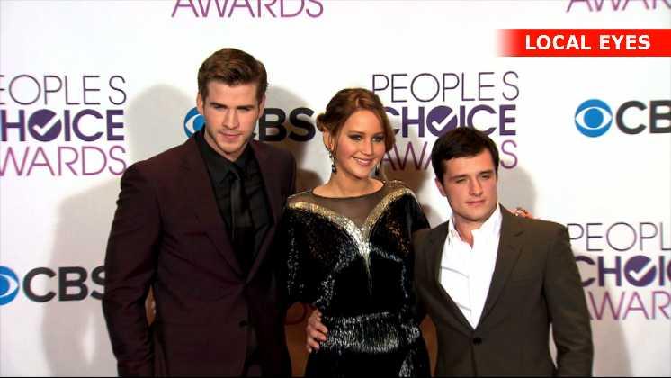 Udover bedste film vandt Hunger Games også priser for bedste action film og bedste film franchise