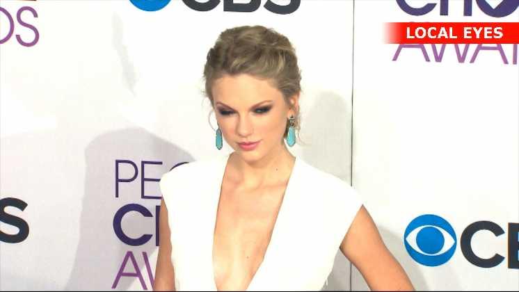Taylor Swift vandt prisen som bedste countrysanger
