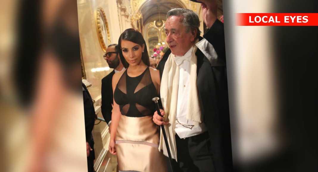 Kim Kardashian Kanye West før dating