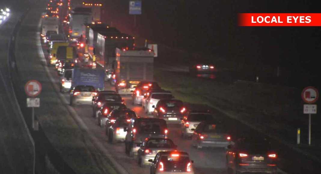 trafikulykke fyn motorvej