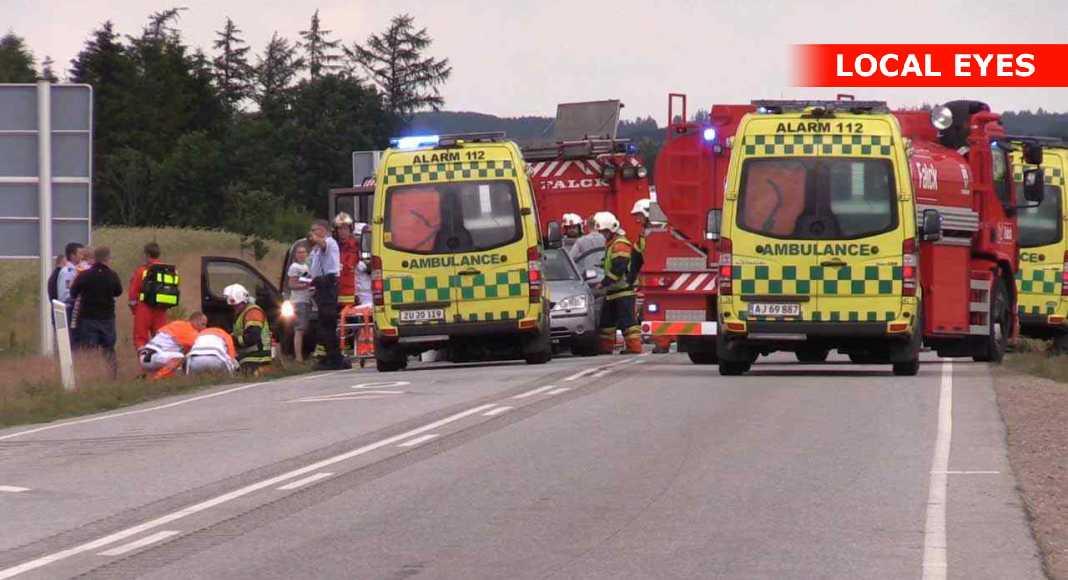 6d172ceb5 Uheld fører til betydelig kødannelse mod lufthavn | LOCAL EYES