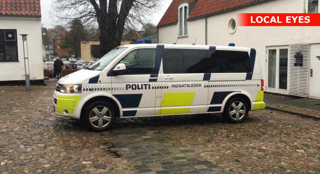 ung mand sigtet for knivdrab paa gaden i kolding